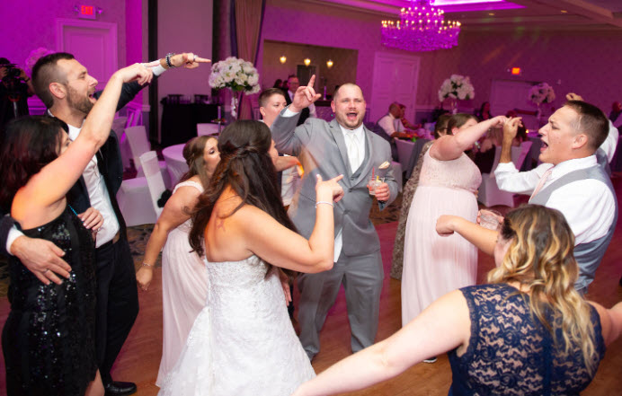 Create Excitement wedding songs