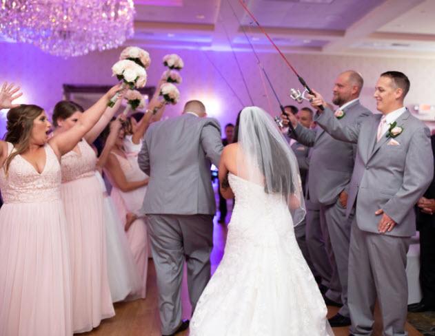 Create Excitement wedding dj
