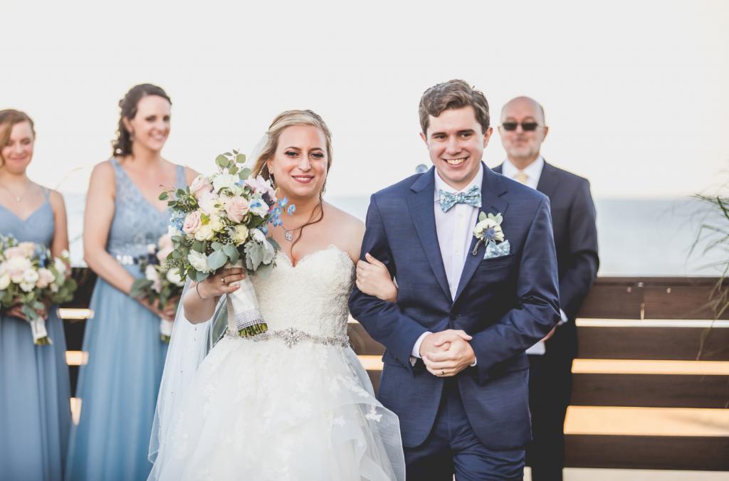 Taylor Pavilion wedding ceremony