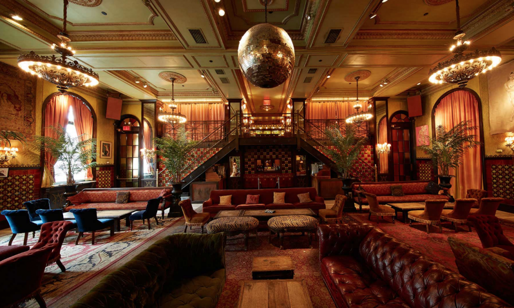 The Jane Hotel in New York City